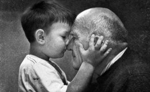 할아버지는 내 삶에 아주 멋진 추억을 만들어 주었다