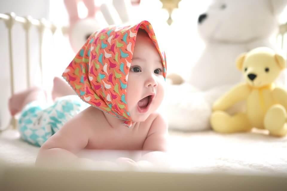 아기 침대는 어떤 조건을 갖춰야 할까?