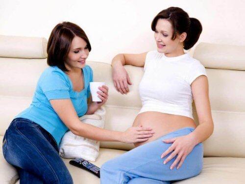 임신부에게 해서는 안 되는 지적과 부정적인 말
