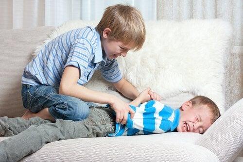 형제자매 사이의 질투를 어떻게 하면 피할 수 있을까?