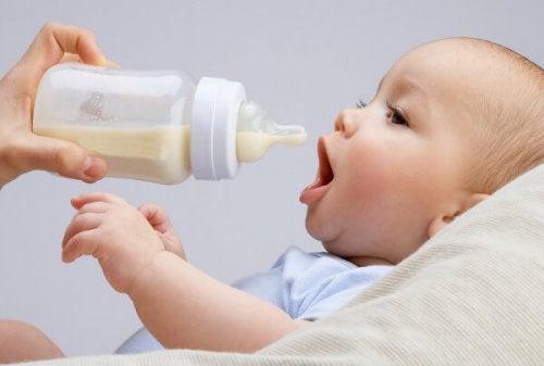 우유병 충치를 예방하는 방법