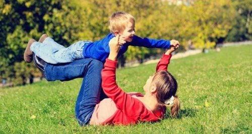 엄마와 아기는 완벽한 한 팀!