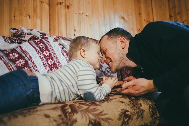 부모가 아이에게 꼭 해주어야 하는 말 5가지