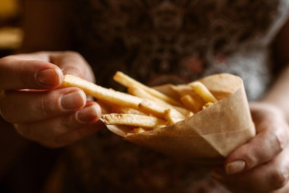 임신 중에는 감자를 먹지 말아야 할까?
