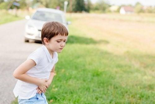 아이의 멀미를 어떻게 예방할 수 있을까?