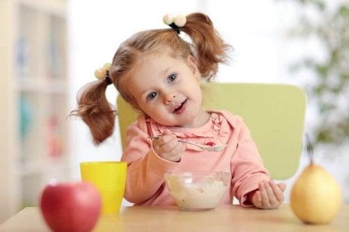 아이의 면역체계를 강화하는 식품