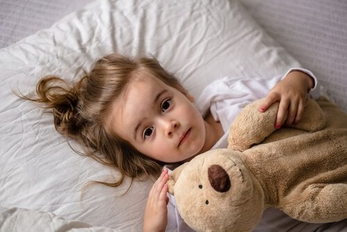 아동 학대 불면증