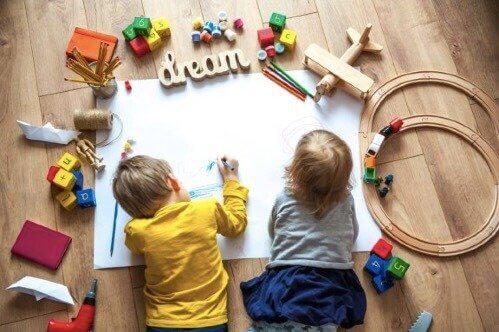 미취학 아동을 위한 발달 활동
