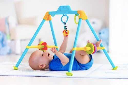 아이들을 위한 조기 자극 운동