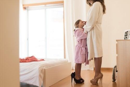 부모님이 하는 말과 아이들의 반응