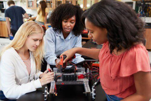 STEM 분야에 여성이 더 많이 필요한 이유