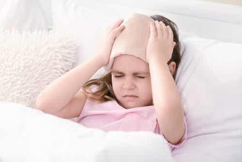 유아 편두통의 증상, 원인 및 치료법