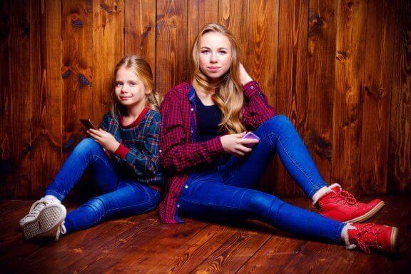 청소년기의 형제자매 관계에 영향을 끼치는 것은?