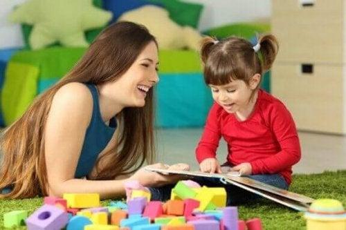 학습에 있어서 이야기의 중요성