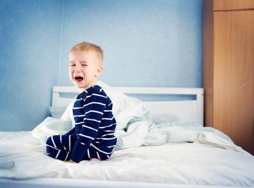 아이가 충분한 수면을 취하고 있는지 어떻게 알 수 있을까?