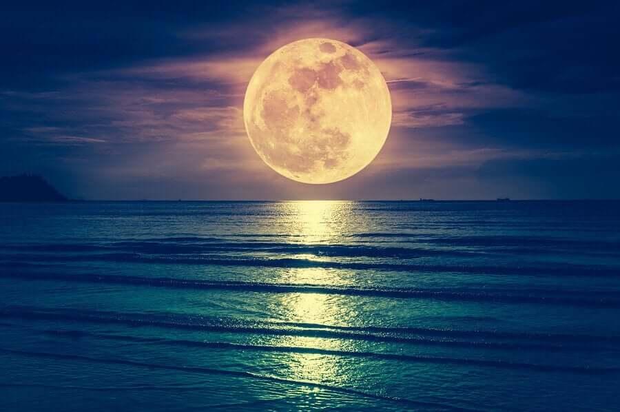 달이 출산에 영향을 줄까?