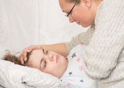 소아 간질의 원인, 증상 및 치료법