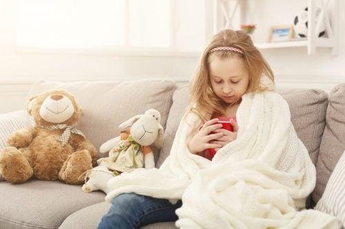 어린이에게 위험할 수 있는 자연 요법 5가지