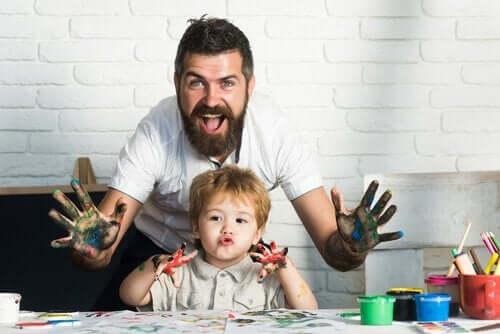 가정에서 하는 미술 놀이의 중요성