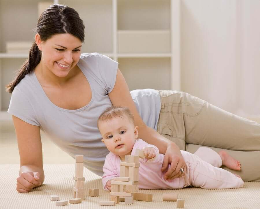 아기의 규칙적인 일과를 만들어야 하는 이유