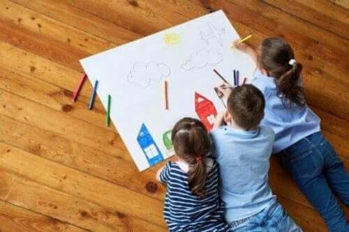 그림으로 아이의 창의력을 높이는 7가지 방법