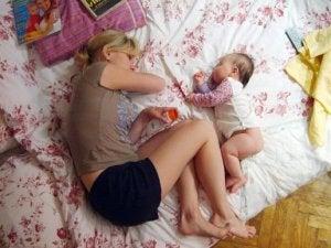 아이가 혼자 자려고 하지 않으면 어떻게 해야 할까?
