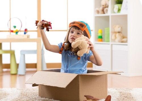 직접 만드는 장난감: 아이들이 무조건 좋아하는 놀이