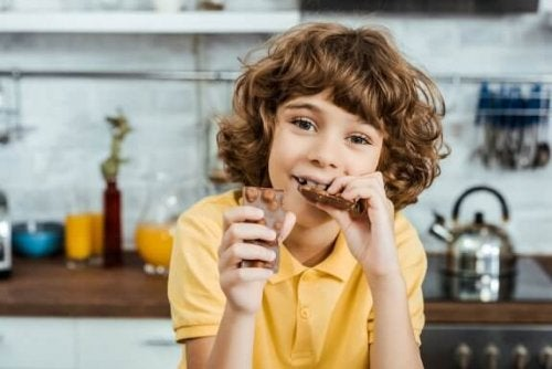 학습 능률에 도움이 되는 음식 5가지