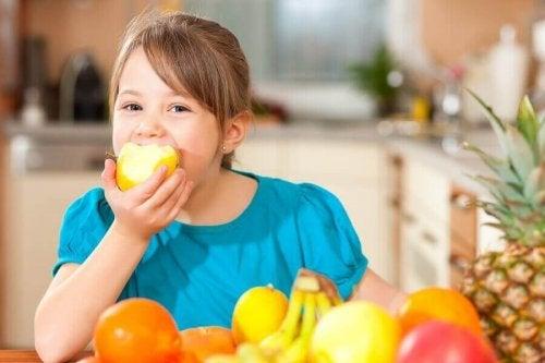 아이에게 건강한 라이프스타일을 가르치는 방법