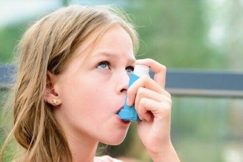아이의 호흡기 감염에 대하여