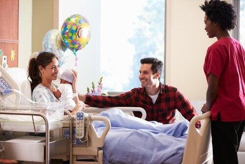 병원에 있는 신생아를 방문할 때 유의해야 할 8가지