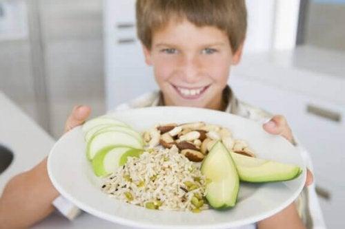 영양 섭취가 학교 성적에 미치는 영향