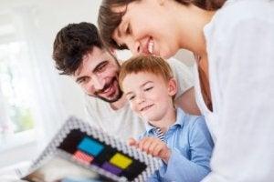 아이들의 일반적인 수집품 4가지