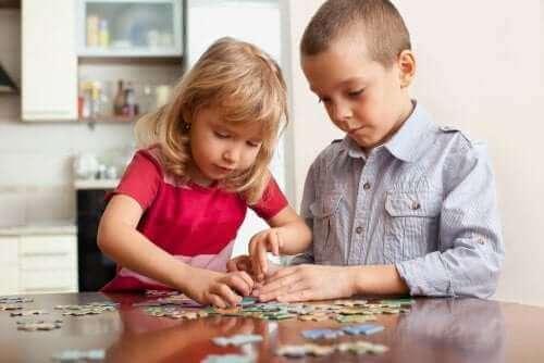 아이와 함께하는 사고력 증진 게임 6가지
