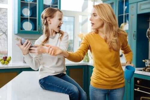 부모가 자녀의 소셜 미디어를 확인해도 될까?