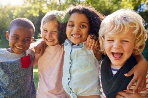 유년기 사회화 과정의 중요성