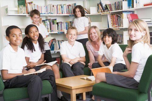 학교 교복의 장점