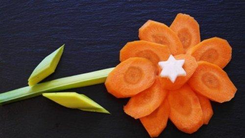 아이들을 위한 맛있는 당근 레시피 4가지