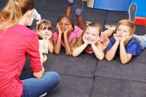 아이의 음운 인식 능력을 개발하는 놀이