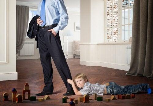 애정 결핍은 아이에게 어떤 영향을 끼칠까?