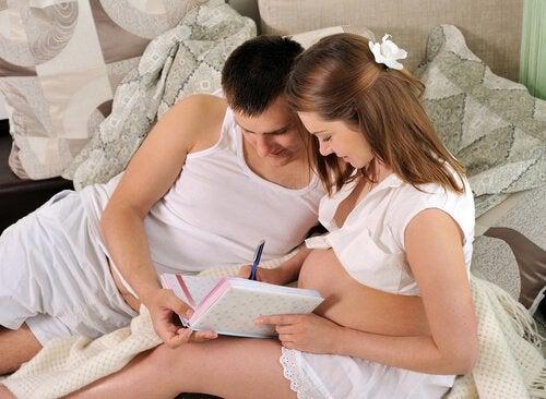 예비 아빠도 출산 준비가 필요할까?