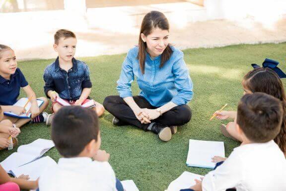 야외 학습의 효과