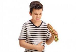 아이가 소화불량에 걸렸을 때 대처 방법