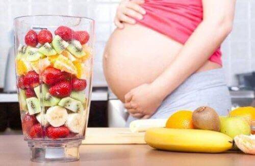 임산부를 위한 영양 가이드