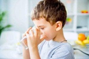 어린이 아세톤체의 치료