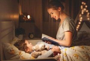 7∼11세 아이에게 무서운 이야기를 들려주는 방법