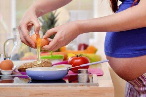 임신부를 위한 영양 가이드