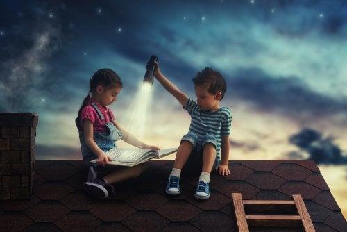 어린이들을 위한 그림 과학책