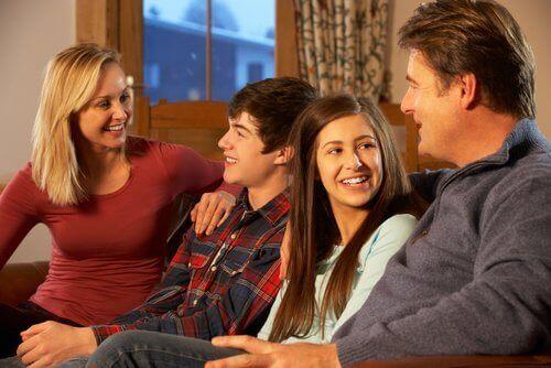 가족 생활을 향상하기 위한 전략