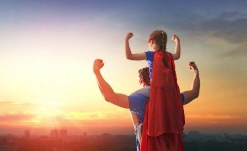 긍정적인 자존감을 가진 아이로 양육하기